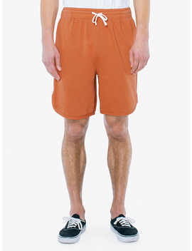 French Terry Basketball Short by American Apparel