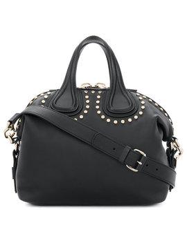 Antigona Flat Stud Tote Bag by Givenchy