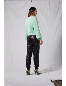 **Leather Pants By Boutique by Topshop