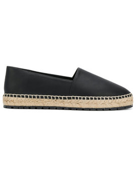 Leather Espadrilles by Paloma Barceló