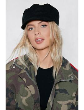 Use Your Head Newsboy Cap by Nasty Gal