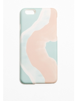 Pastel Watercolour I Phone 6 Case by & Other Stories