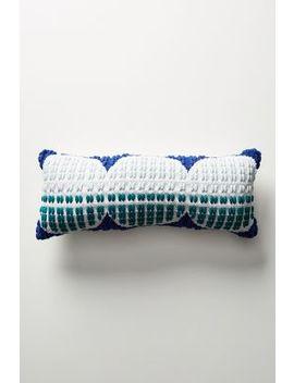 Sabrina Indoor/Outdoor Pillow by Anthropologie