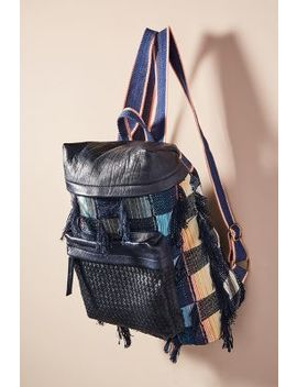 Claramonte Norma Plaid Backpack by Claramonte