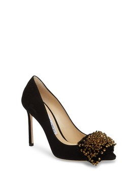 Thelma Beaded Pump by Jimmy Choo