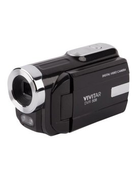 Vivitar Black Dvr508 Hd Digital Video Recorder by Vivitar