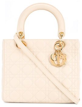 Lady Dior Tote Bag by Christian Dior Vintage