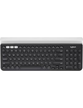 K780 Wireless Keyboard   White by Logitech
