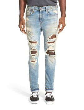 Skate Destroyed Jeans by R13
