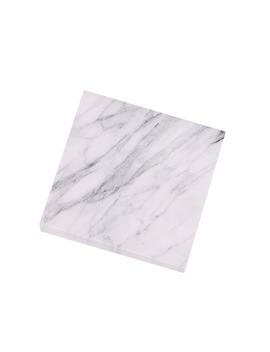 1 Pc(75 Sheets)The Color Of Marble Notepad Self Adhesive Memo Pad Sticky Notes Post It Bookmark School Office Supply by Students Store