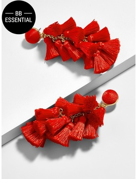 Contessa Tassel Earrings by Baublebar