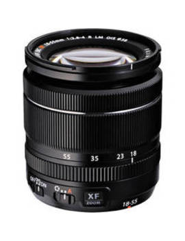 Xf 18 55mm F/2.8 4 R Lm Ois Zoom Lens by Fujifilm