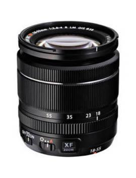 Xf 18 55mm F/2.8 4 R Lm Ois Zoom Lens by Fujifilm