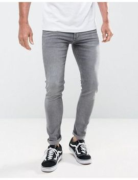 Mango Man Skinny Jeans In Grey by Mango