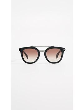 Iconic Browbar Sunglasses by Rag & Bone