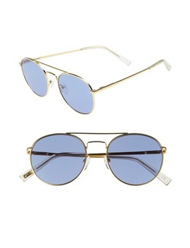 Revolution 53mm Aviator Sunglasses by Le Specs