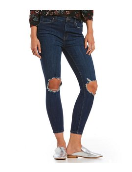 Free People Busted Skinny Jeans by Free People