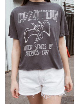 Remi Led Zeppelin Top by Brandy Melville