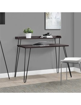 Ameriwood Home Haven Retro Desk With Riser, Multiple Colors by Altra