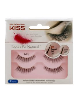 Kiss Looks So Natural Lashes   2 Ct by Kiss