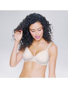 Hanes® Women's Ultimate Comfort Blend® T Shirt Wirefree Bra Hu03 by Hanes