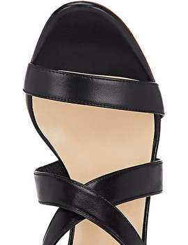Corsini Leather Sandals by Christian Louboutin