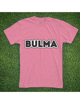 Bulma Dbz Cosplay Shirt by Etsy
