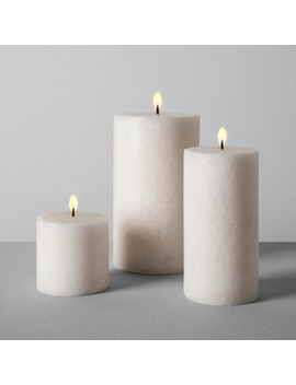 Pillar Candle   Sugared Birch   Hearth & Hand™ With Magnolia by Shop This Collection