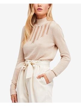 Free People Time After Time Illusion Turtleneck Sweater by Free People Time After Time Illusion Turtleneck Sweater &Nbsp;