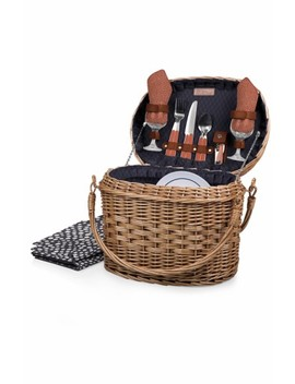 'romance' Picnic Basket by Picnic Time