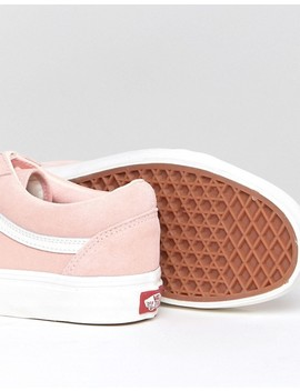 Vans Old Skool Sneakers In Pink Va38 G1 Qsk by Vans