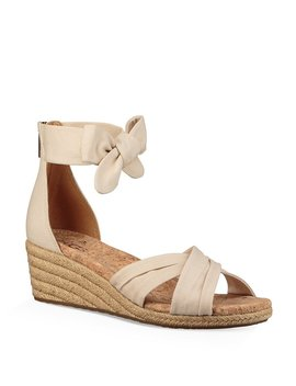 Ugg® Traci Espadrille Wedge Sandals by Ugg