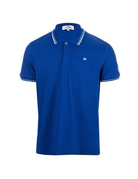 Ben Sherman Plain Twin Tip Pique Polo Shirt   Mc13643 by Ben+Sherman