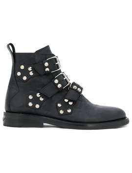 Laureen Spikes Boots by Zadig & Voltaire