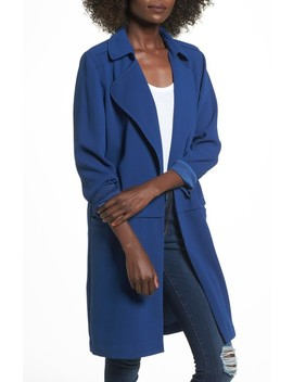 Soft Open Trench Coat by Leith