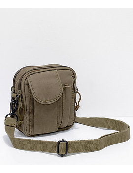 Rothco Excursion Organizer Olive Canvas Bag by Rothco