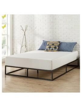 """10"""" Platforma Metal Bed Frame   Zinus by Zinus"""