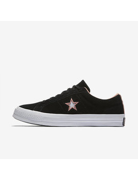 Converse One Star Molded Star Low Top by Nike