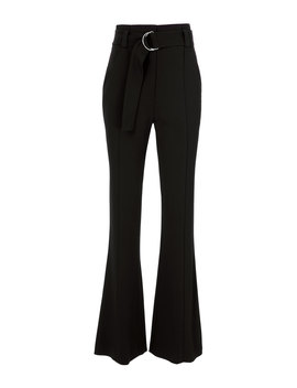 Foster Belted Wide Leg Pants by A.L.C.