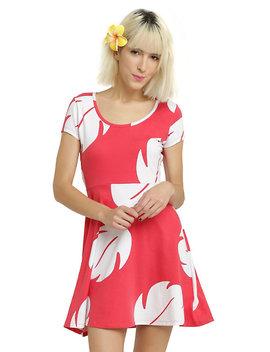 Disney Lilo &Amp; Stitch Lilo Cosplay Dress by Hot Topic