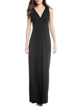 Sleeveless Asymmetrical Maxi Dress by Bcbgeneration