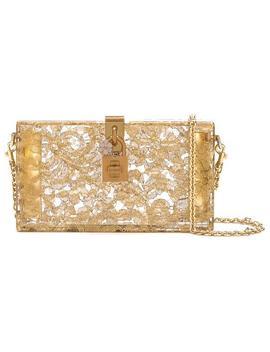 Dolce Box Clutch by Dolce & Gabbana