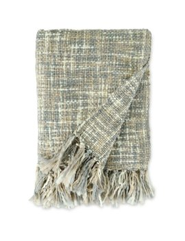 Better Homes And Gardens Metallic Woven Throw Blanket, Gold by Better Homes And Gardens