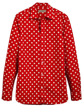 Polka Dot Shirt by Burberry