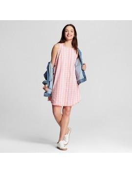 Women's Side Button Dress   Universal Thread™ Pink by Universal Thread™