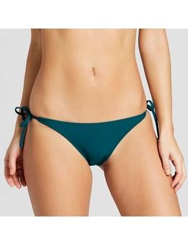 Women's Cheeky String Bikini Bottom   Xhilaration™ Rainforest by Shop This Collection