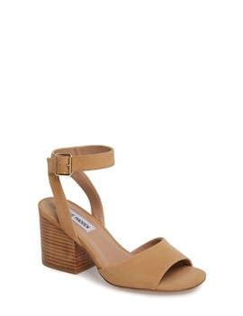 Devlin Block Heel Sandal by Steve Madden