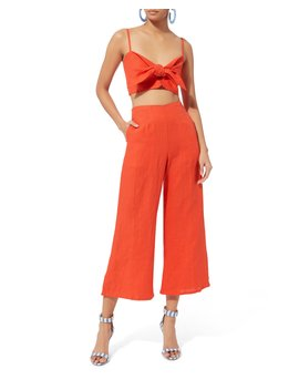 De Fiori Crop Top by Faithfull
