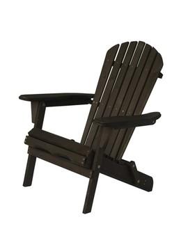 Villaret Wood Adirondack Chair   The Hom by The Hom