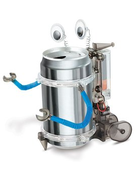 4 M Tin Can Robot by 4 M